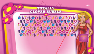 Totally Spies Bubble Shooter